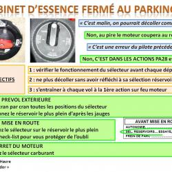 111215 Robinet d essence fermé au parking
