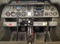 DR400 FGIKK - Tableau de bord