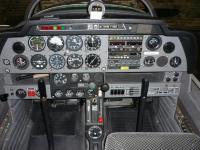 DR400 - Tableau de bord
