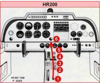 HR200 - Chemin gestuel panne moteur