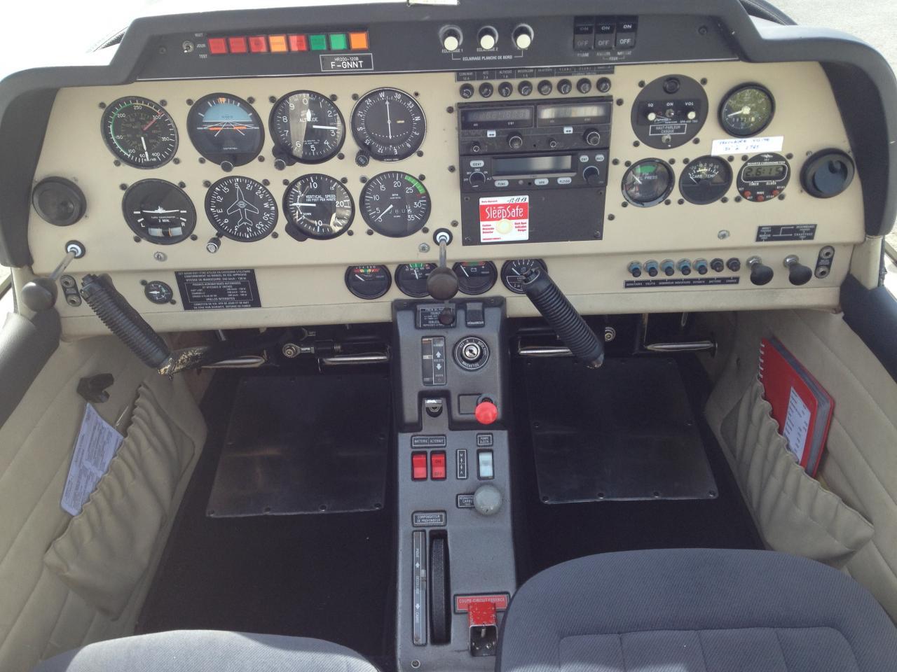 HR200 - Tableau de bord
